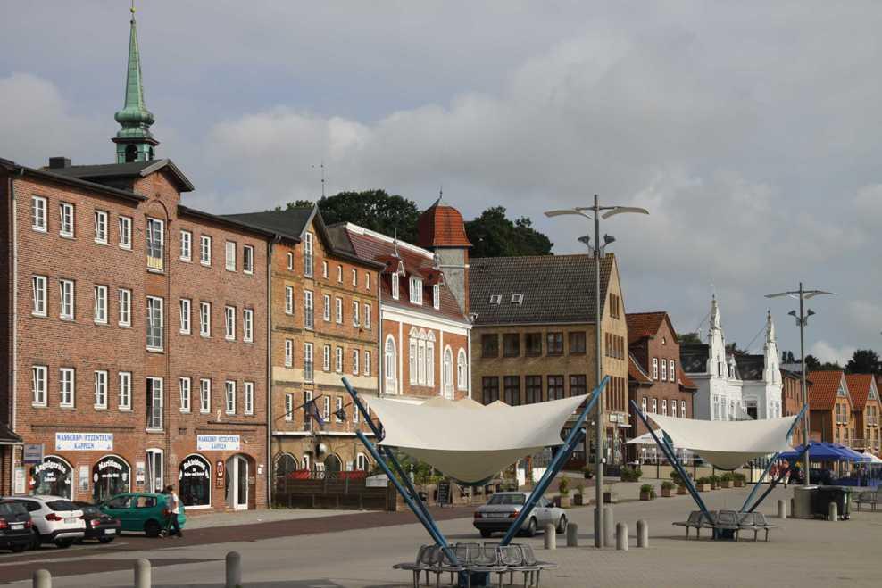 0008_06 Aug 2011_Kappeln_Hafen_Promenade