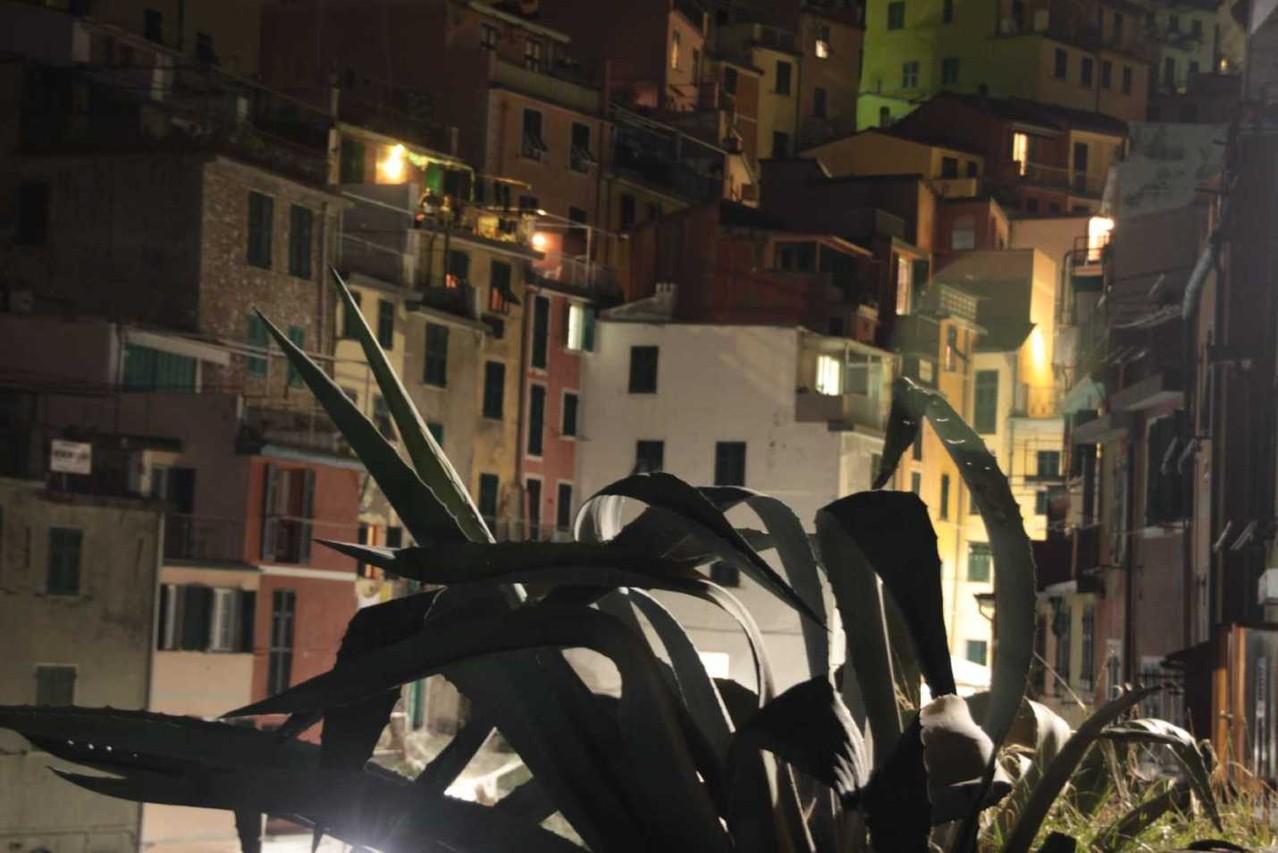0565_09 Okt 2013_Cinque-Terre_Riomaggiore_@Night