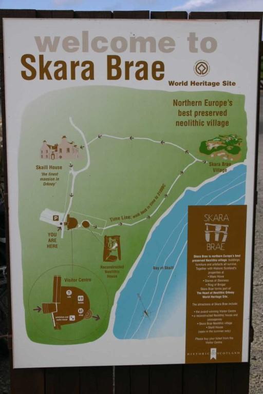 Bild 0196 - Orkney Inseln, Skara Brae