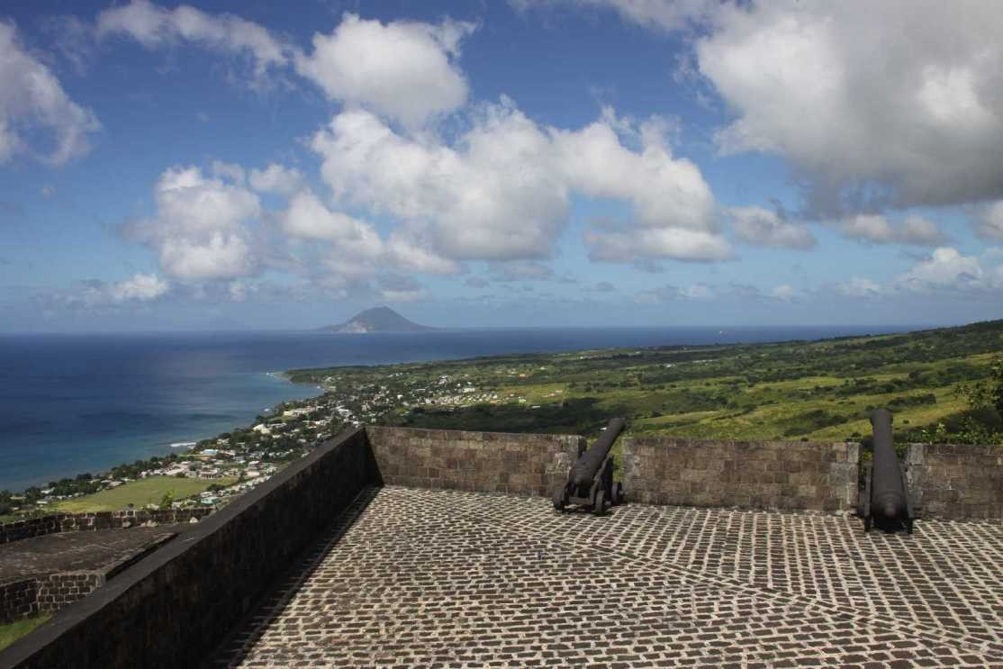 1649_27 NOV 2013_St-Kitts_Brimstone Hill Fortress