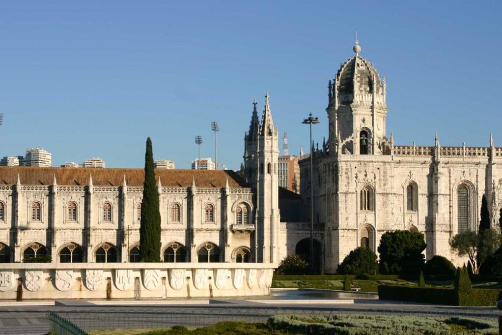 0038_31 Okt 07_Lissabon_Belem_Hieronymuskloster