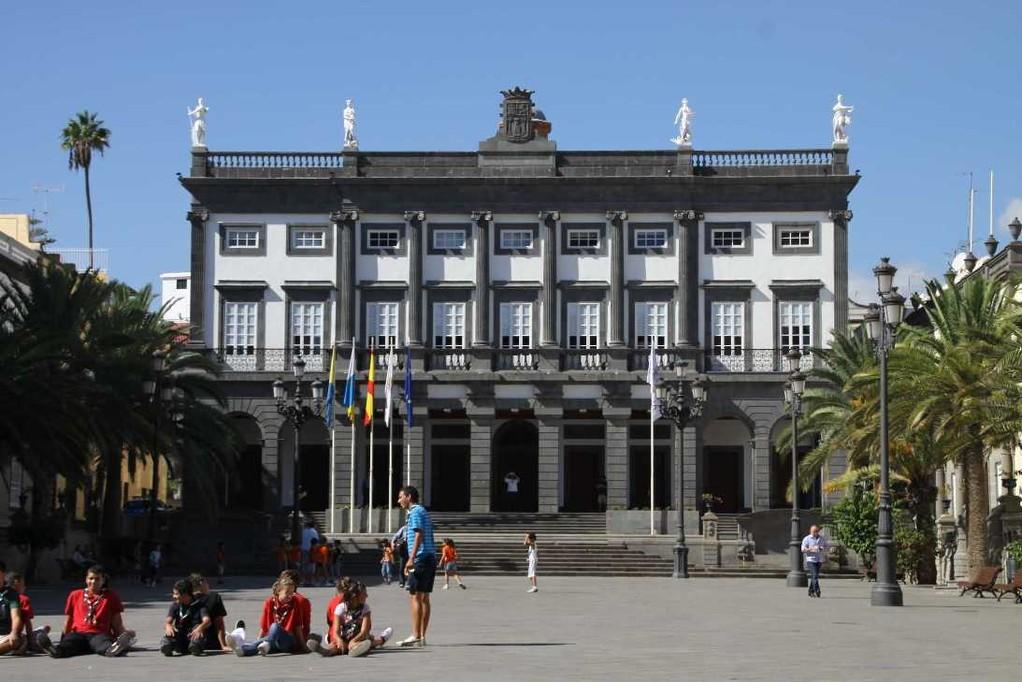 1542_16 Okt 2010_Gran Canaria_Las Palmas_Kathedrale & Plaza Santa Ana