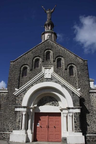 3950_05 DEZ 2013_Martinique_Eglise Montmartre de Balata