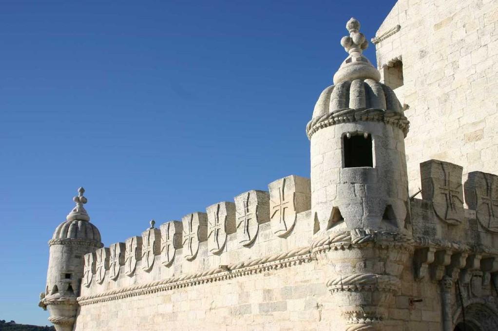 0104_31 Okt 07_Lissabon_Belem_Torre de Belem_Detail