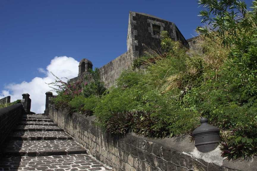 1618_27 NOV 2013_St-Kitts_Brimstone Hill Fortress