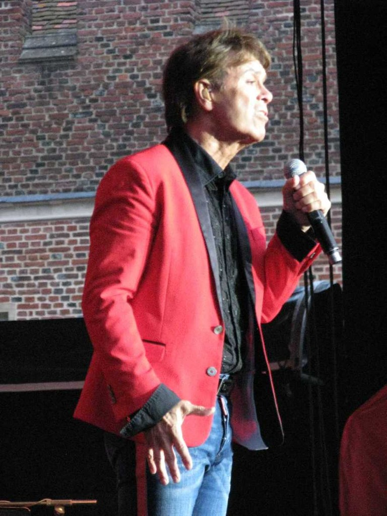 0051_23 Juni 2013_Hampton Court Palace_Cliff Richard