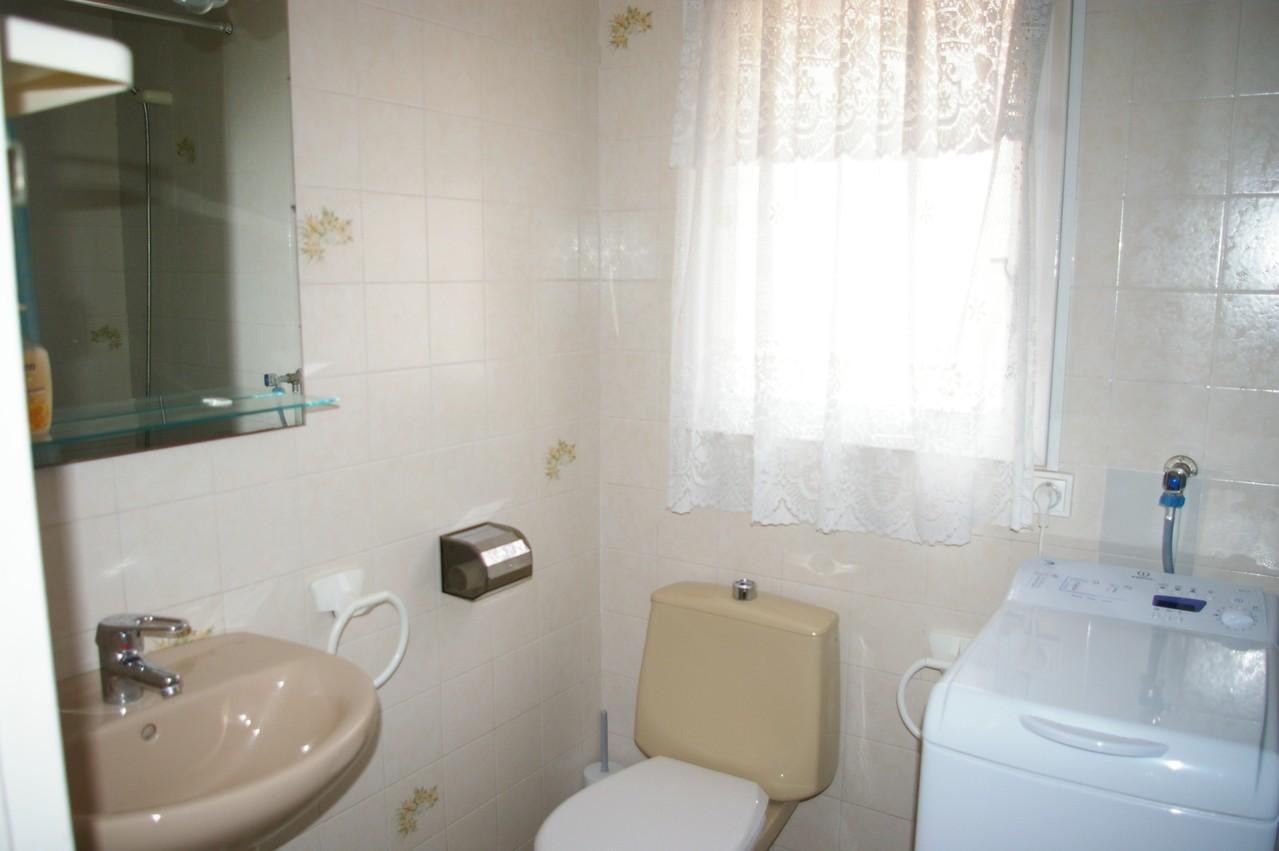 Casa de vacaciones con piscina en Tossa de Mar, baño