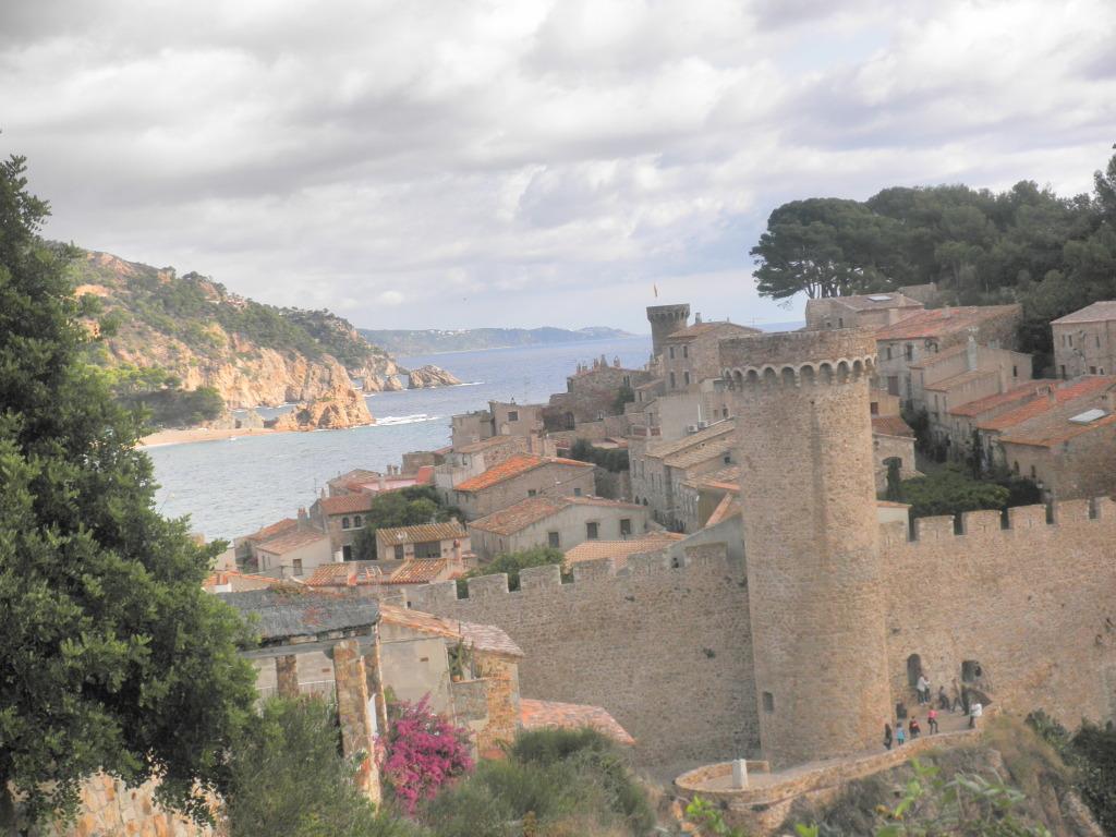 "Castillo Medieval de ""Tossa de Mar"""