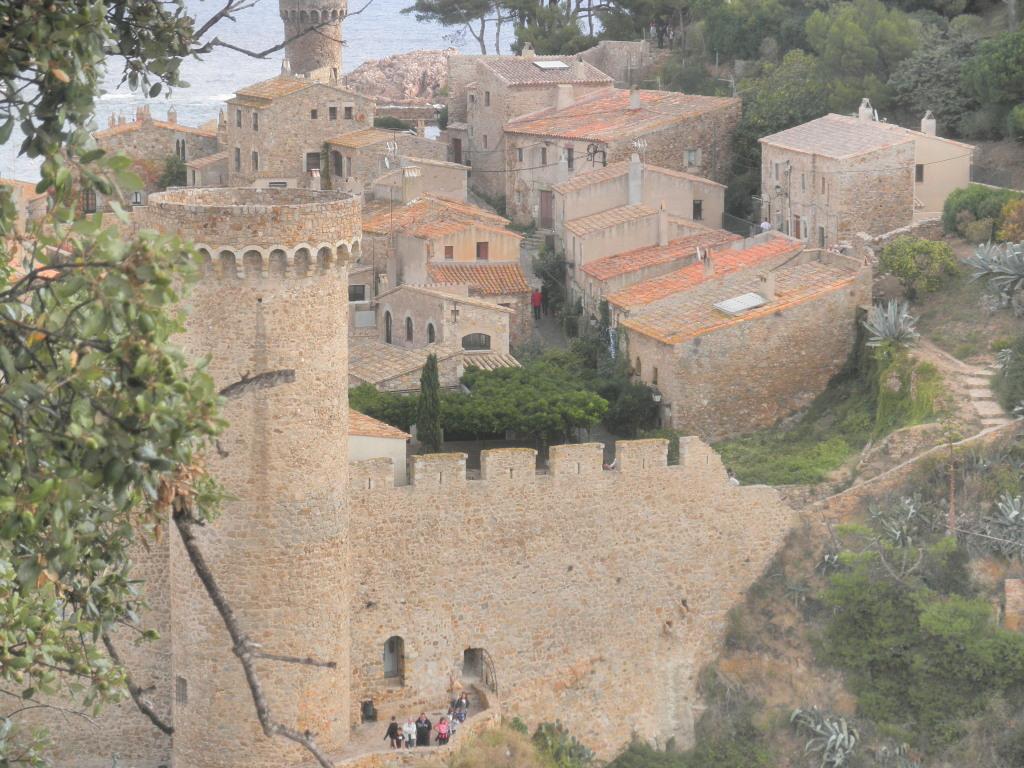 Villa, Appartement en location de vacances à Tossa de Mar