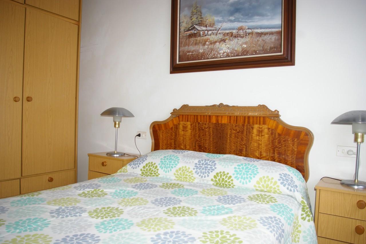 Casa de vacaciones con piscina en Tossa de Mar, dormitorio