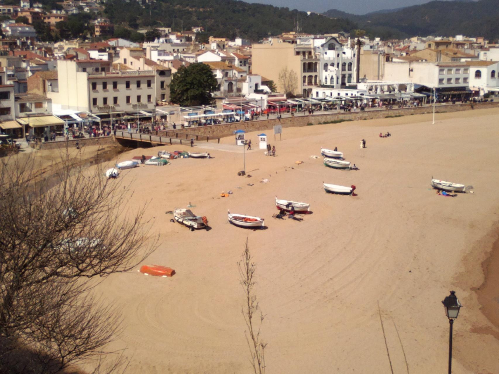 La playa gran