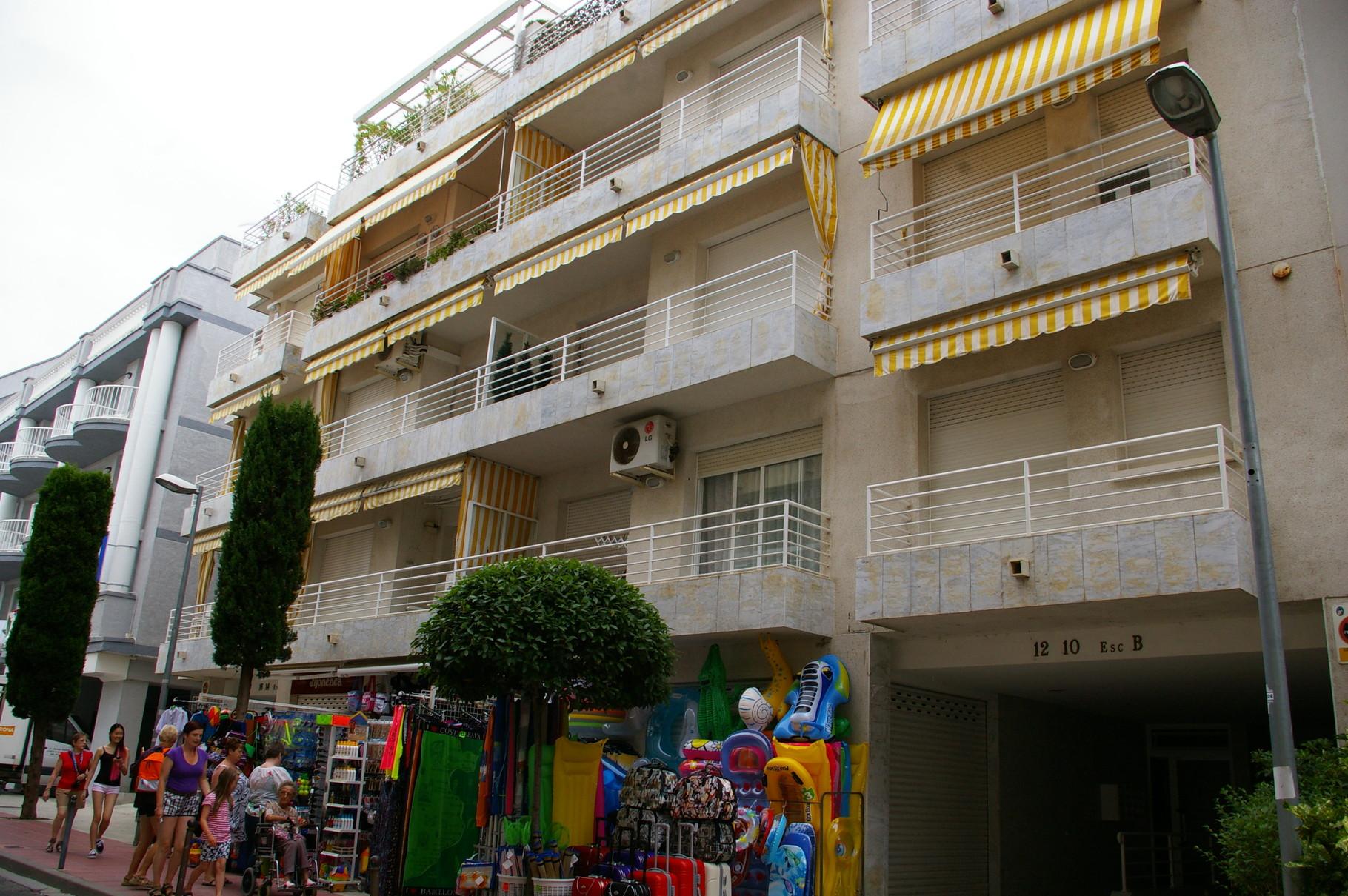 Immeuble d'appartements