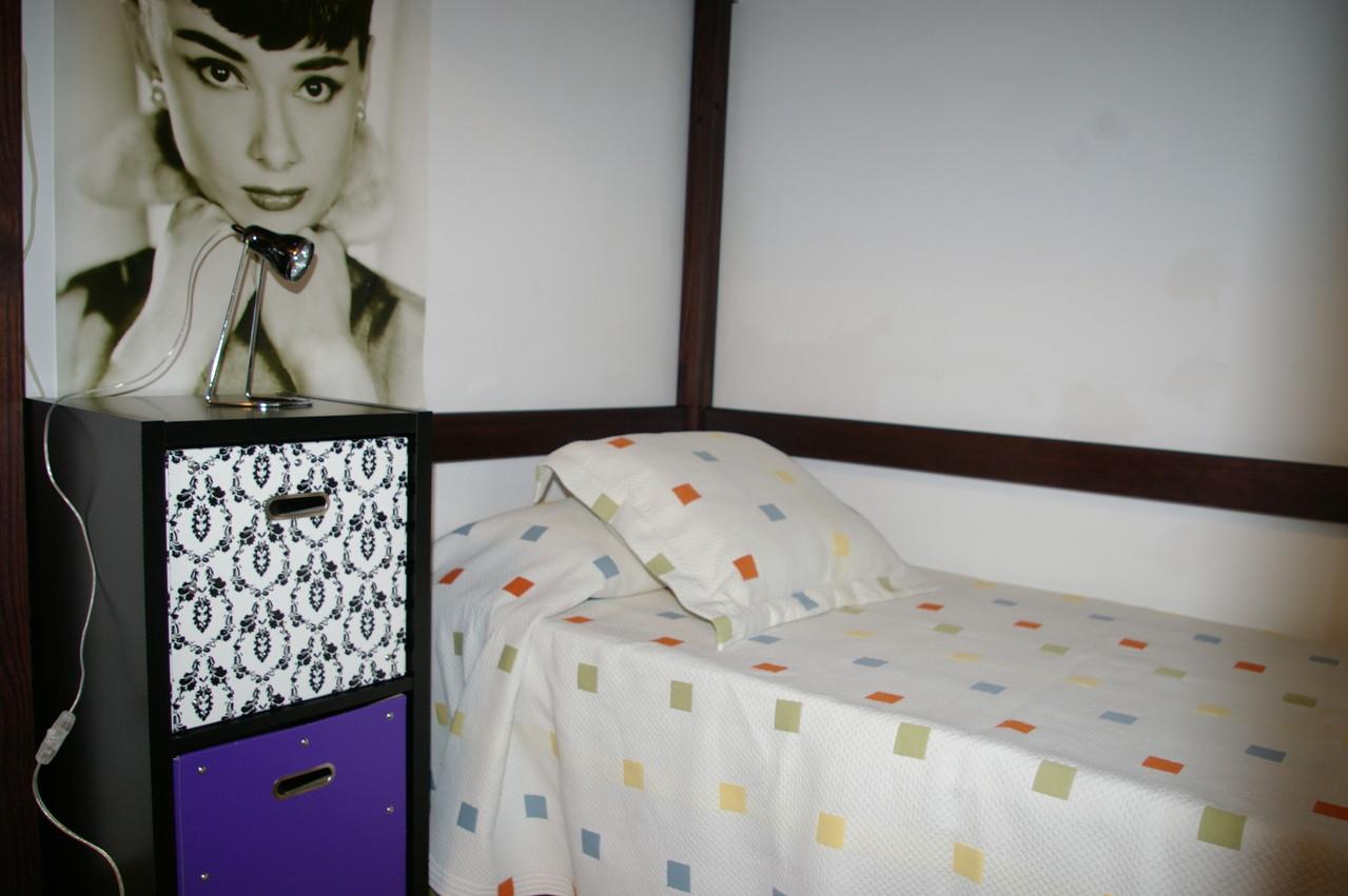 llit individual Dormitori 2