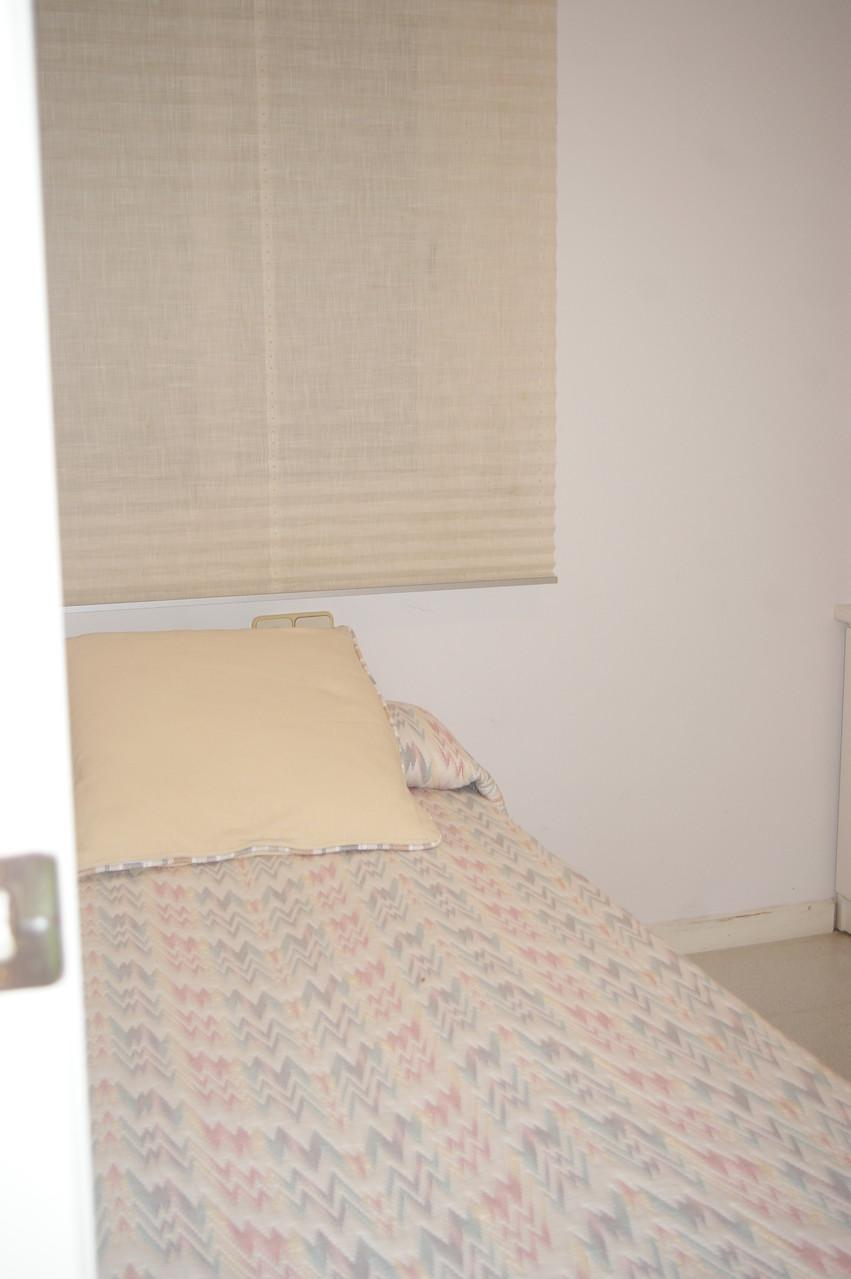Dormitorio 2, con dos camas individual