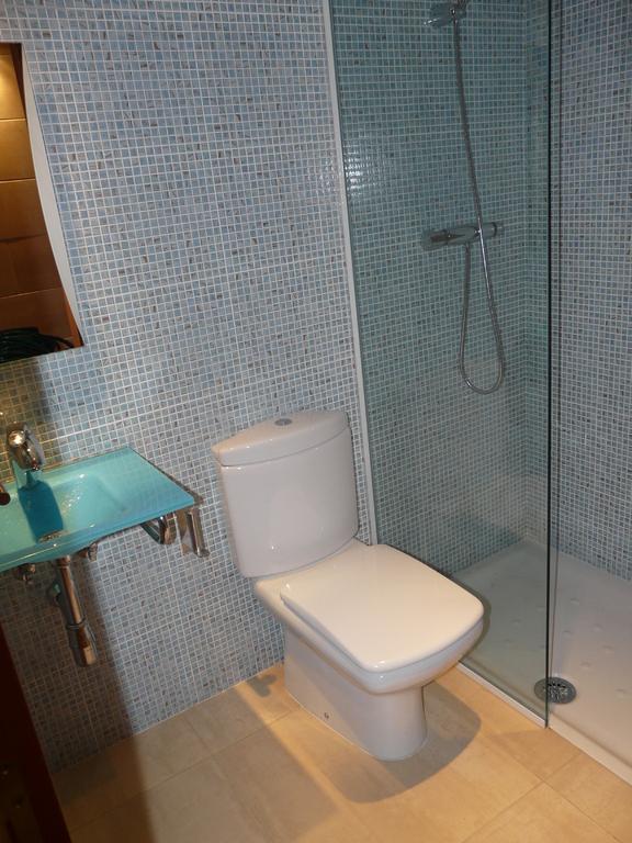 Baño del apartamento de vacaciones