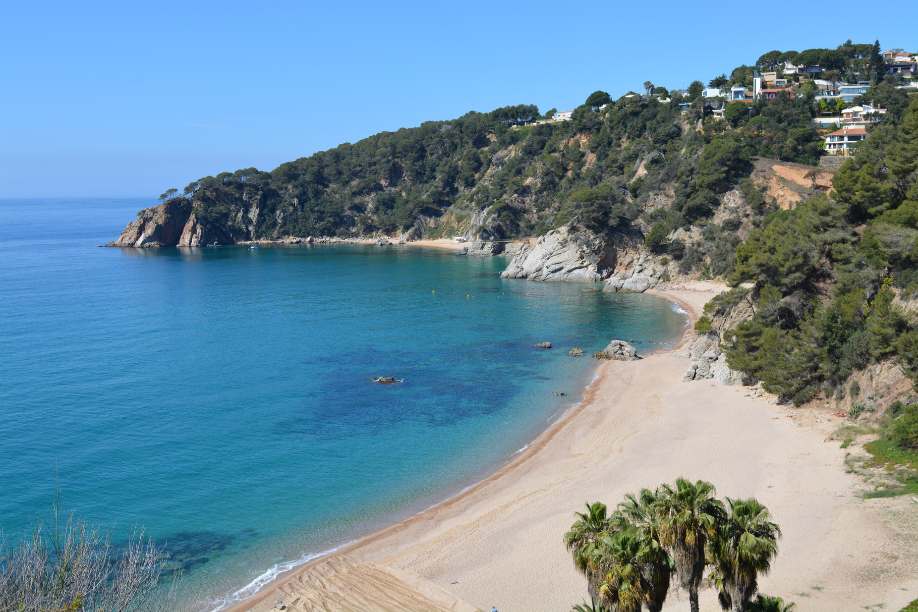 plage de Santa María de Llorell