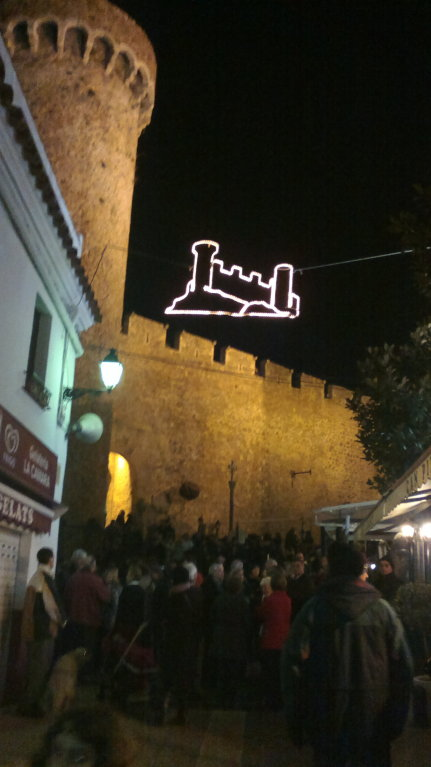 "Castillo de ""Tossa de Mar"""