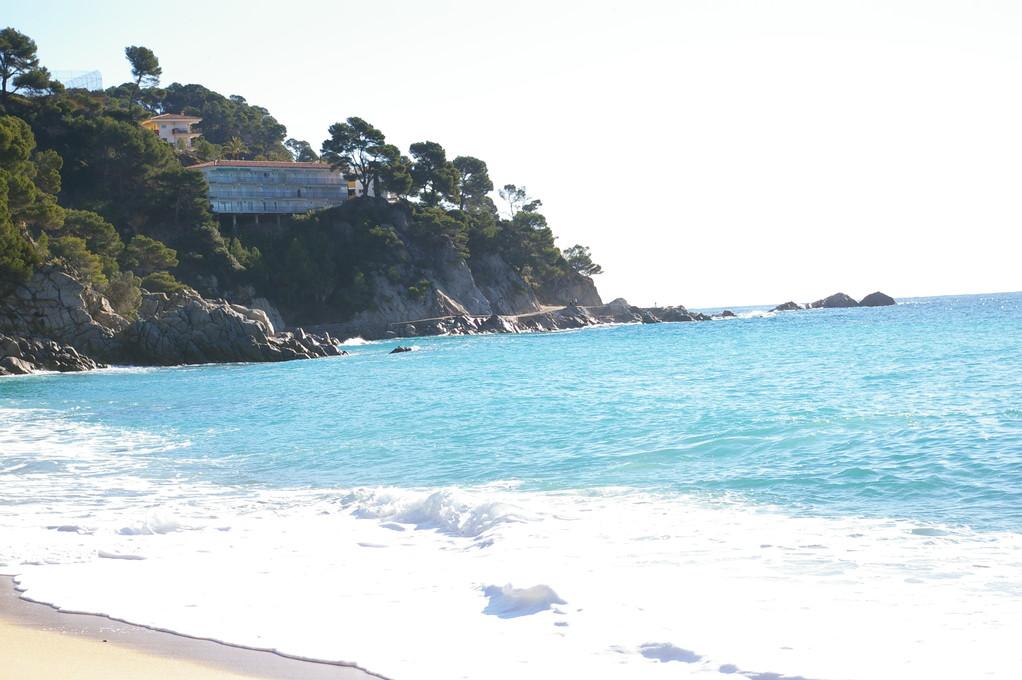 """Bloque de apartamentos de la """"casa, alquiler, vacaciones, Costa, Brava, Girona"""""""