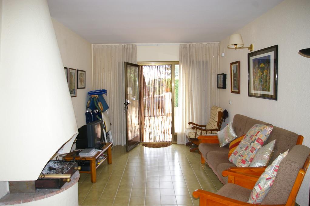 Salón de casa Antonio