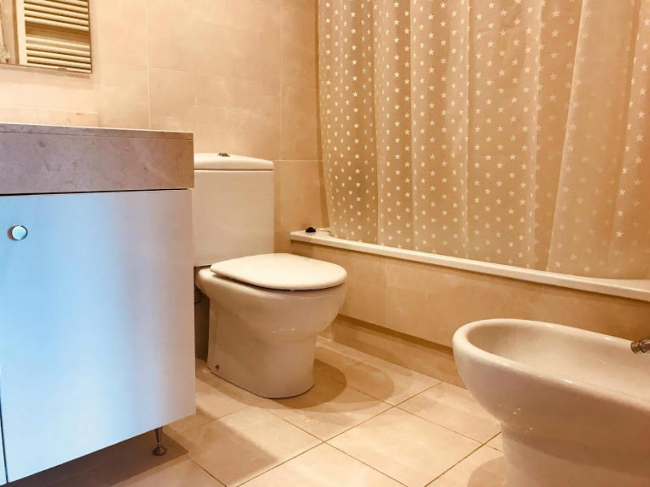 Baño 1 suite