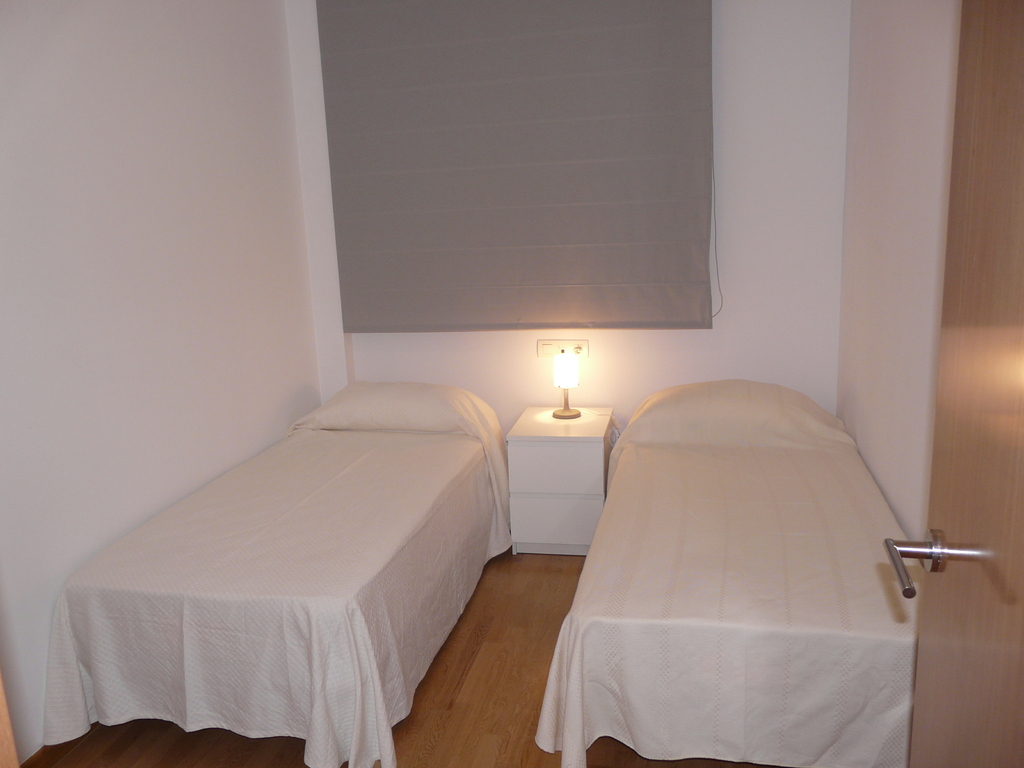 Habitación del apartamento de vacaciones