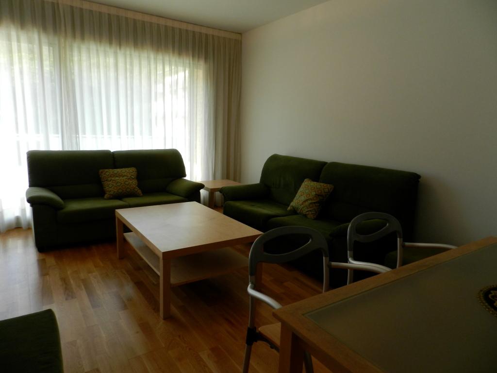 Salón, del apartamento de alquiler de vacaciones en Tossa de Ma