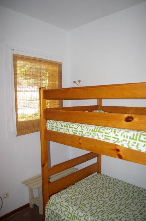 Chambre enfants avec lits superposés