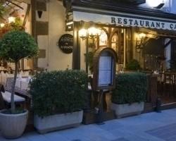 Alquiler de vacaciones en Tossa de Mar, restaurante Can Pini en Tossa de Mar