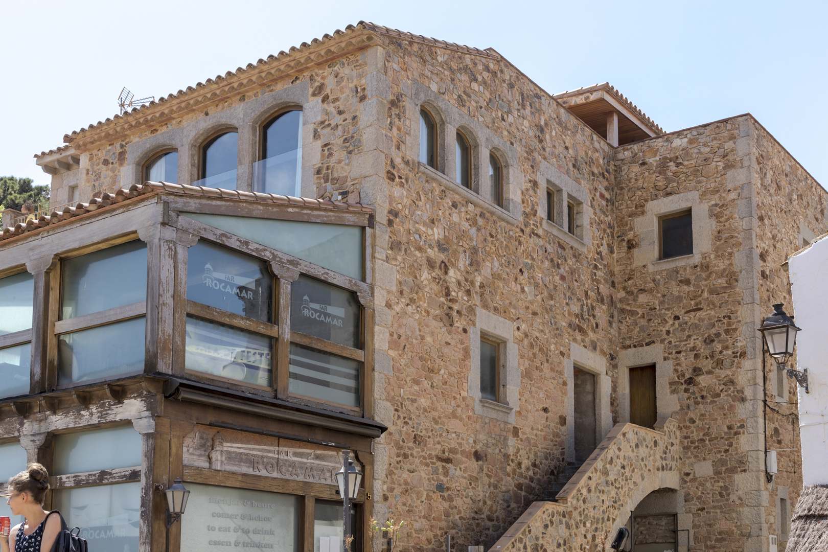 Edifici de l'apartament