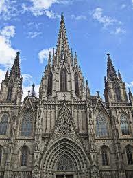 Casas de vacaciones costa brava, catedral de Barcelona, casas de vacaciones costa brava