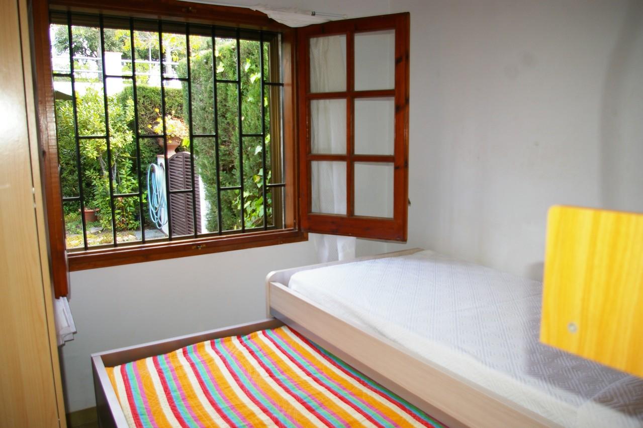 Casa de vacaciones con piscina en Tossa de Mar, habitación