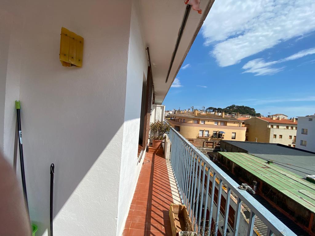 Terrasse avec table