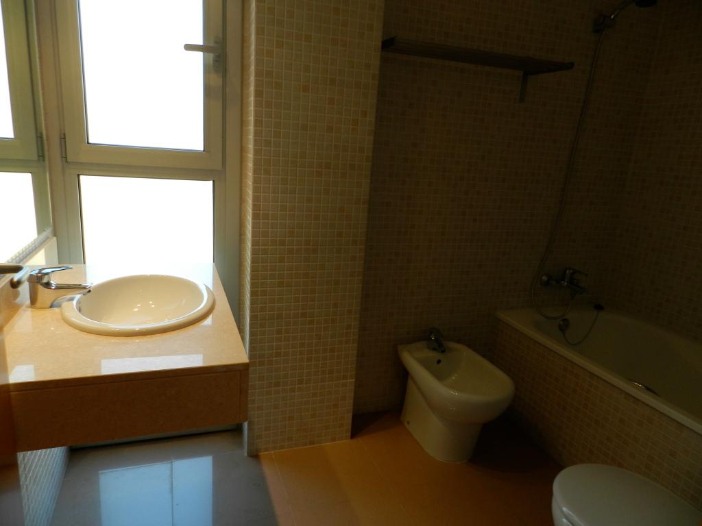 Baño, del apartamento de alquiler de vacaciones en Tossa de Ma