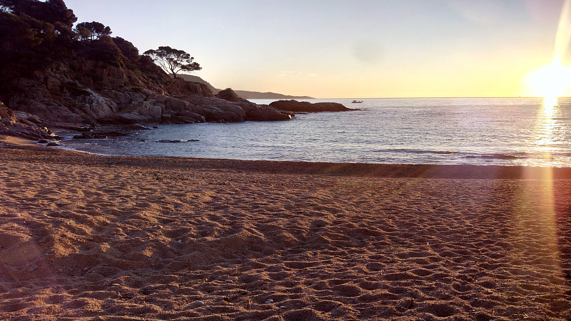 plage de Cala Salionç