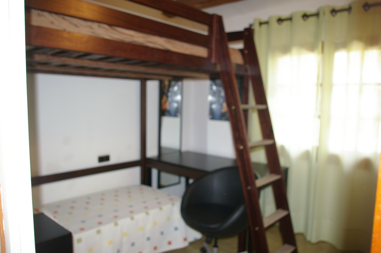 cama doble y cama individual