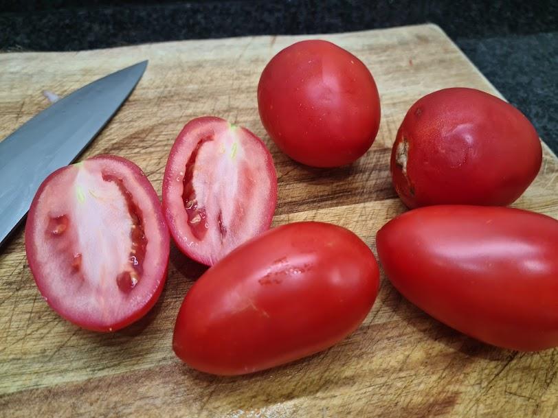 tomates para el sofrito