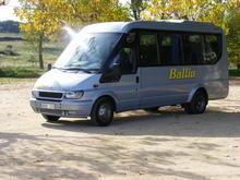 Alquiler de vacaciones en Tossa de Mar, microbús del aeropuerto de Girona a Tossa de Mar