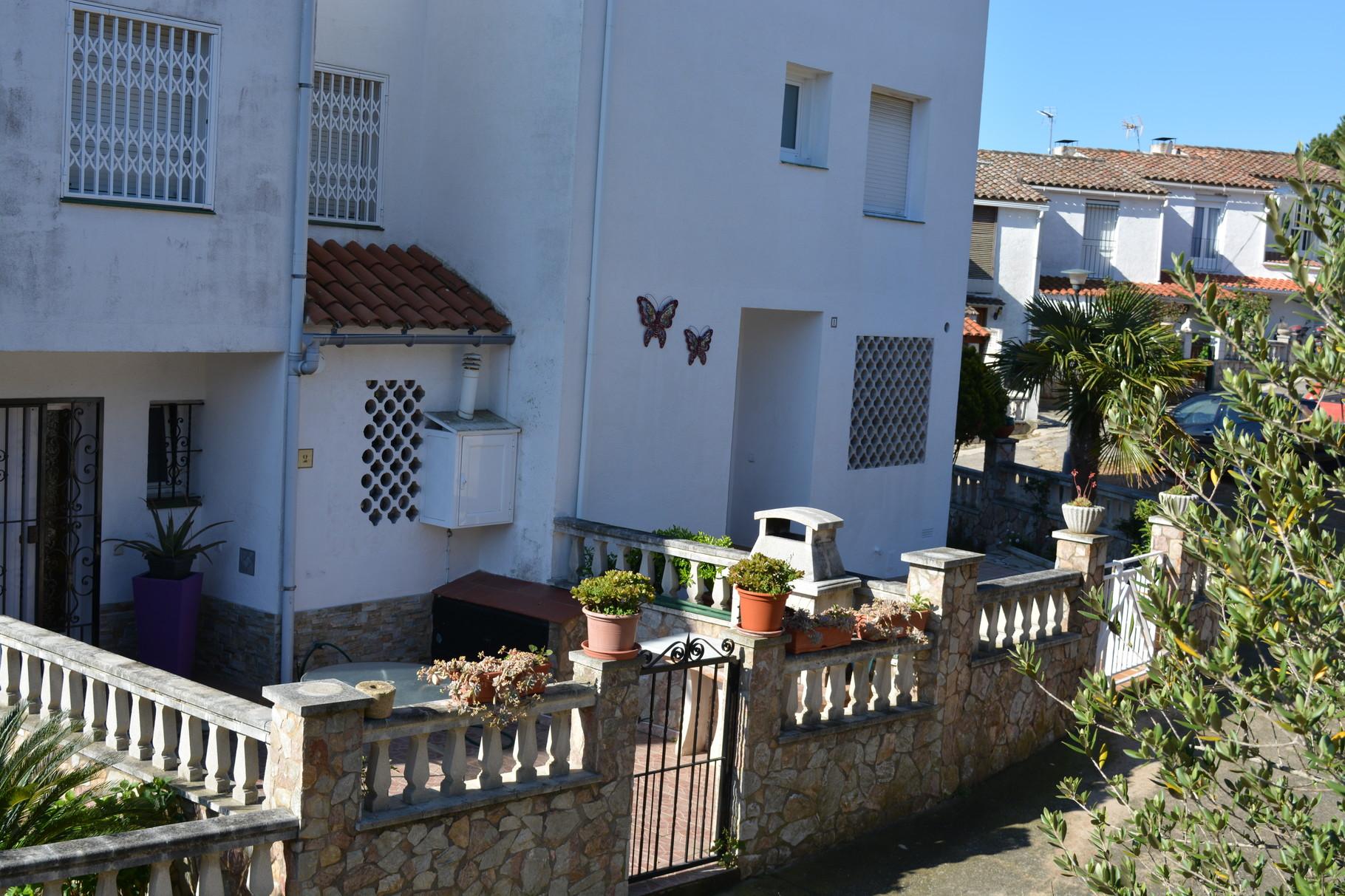 Vista de la casa Teressa 1
