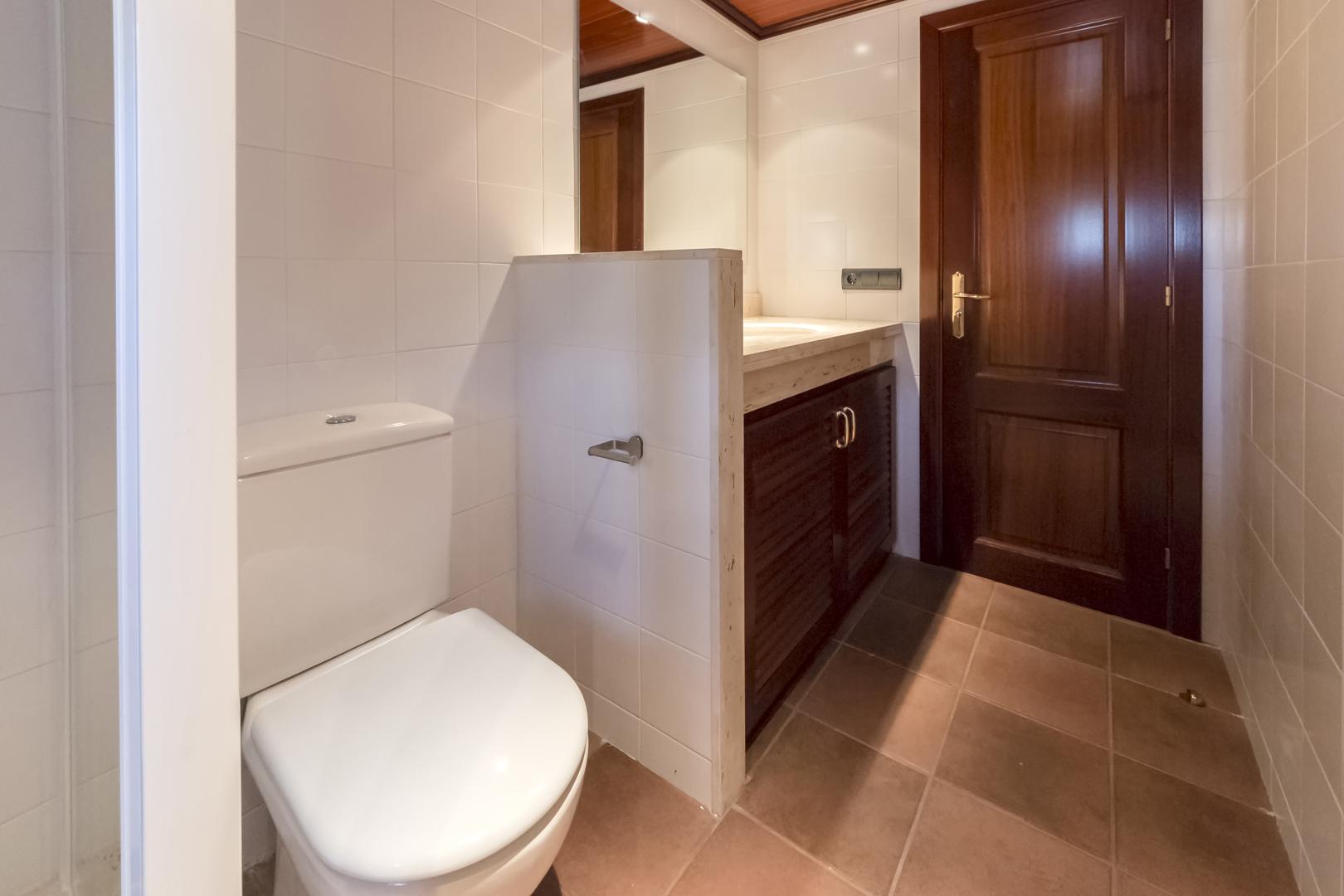 Salle de bain 1 en suite