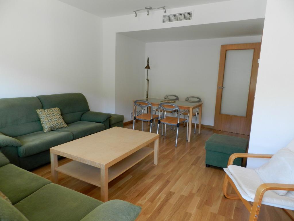 Salón  del apartamento de vacaciones