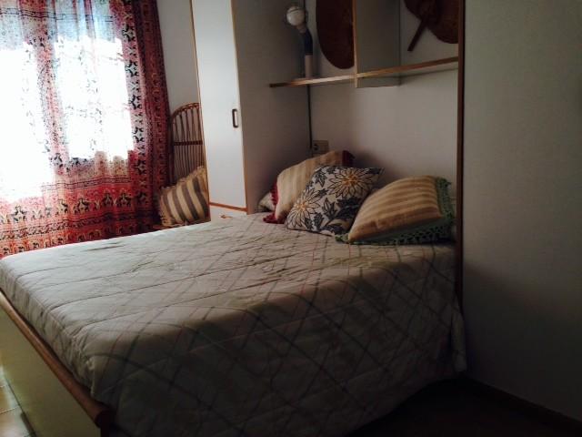 Dormitorio de matrimonio de la casa de vacaciones en Tossa de Mar