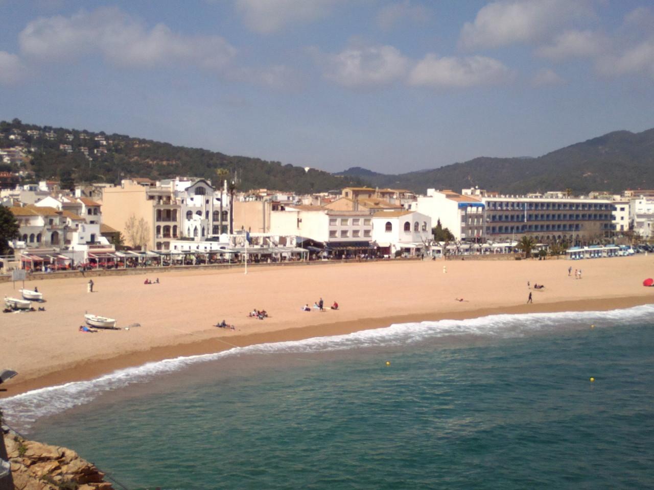 Tossa de Mar, tranquillité, vacances en famille