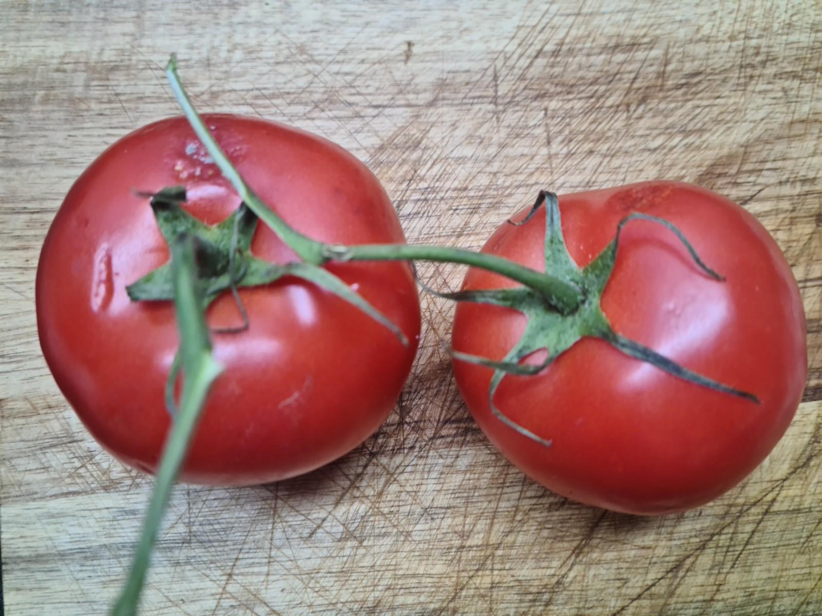 Tomates de rama o bien de pera