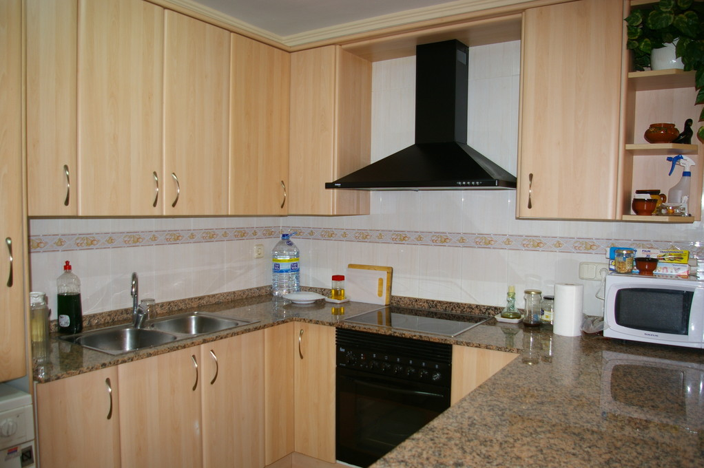 Cocina de casa Antonio