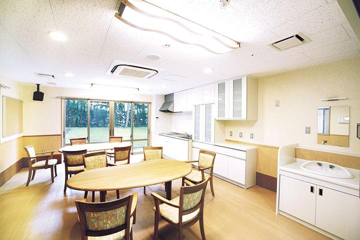 共同生活室(食堂)