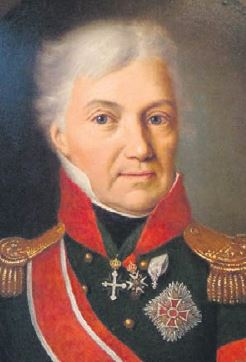 General Niklaus Franz von Bachmann, erster eidgenössischer General