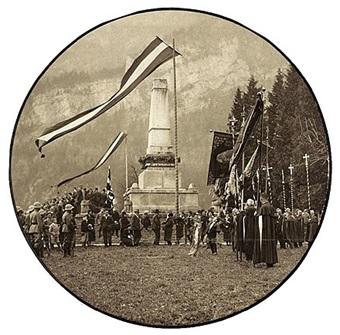 Näfelser Fahrtsfeier am 6. April 1933