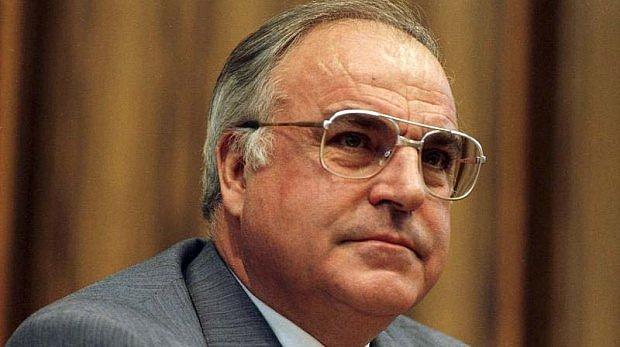 Helmut Kohl, Ministerpräsident Rheinland-Pfalz (1969-76) ; Bundeskanzler (1982-98). Geboren am 3. April 1930, gestorben am 18 Juni 2017, (Foto: LTO Legal Tribune Online, 8.12. 2016 Engelberg Reineke)