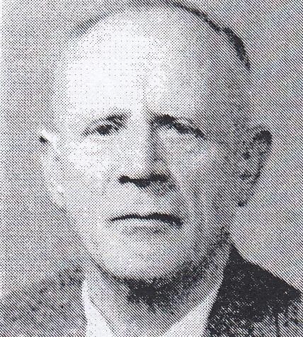 Karl Hauser (1900-1969), Grossvater von Heinz Hauser.  Ich habe Karl Hauser als ich noch Kind war, gekannt und ihn öfters gesehen wie er mit dem  Motorrad und mit Jägerausrüstung ins Oberseetal fuhr. (Foto:zvg)