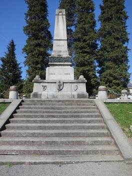 Schlachtdenkmal heute